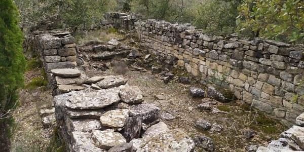 Es reprenen les excavacions arqueològiques al Castelló Sobirà de St. Gervàs