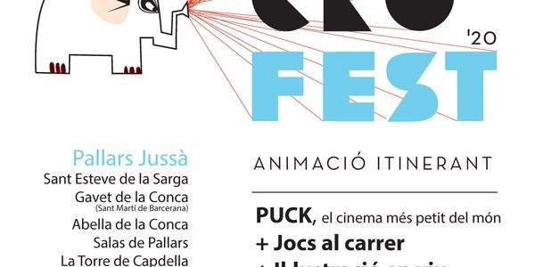 Microfestival d'animació itinerant: Sant Martí de Barcedana
