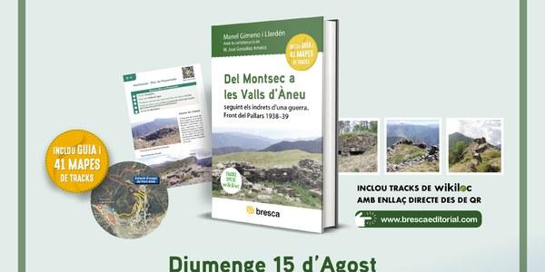 """Presentació del llibre: """"Del Montsec a les Valls d'Àneu"""" (Sant Miquel de la Vall)"""